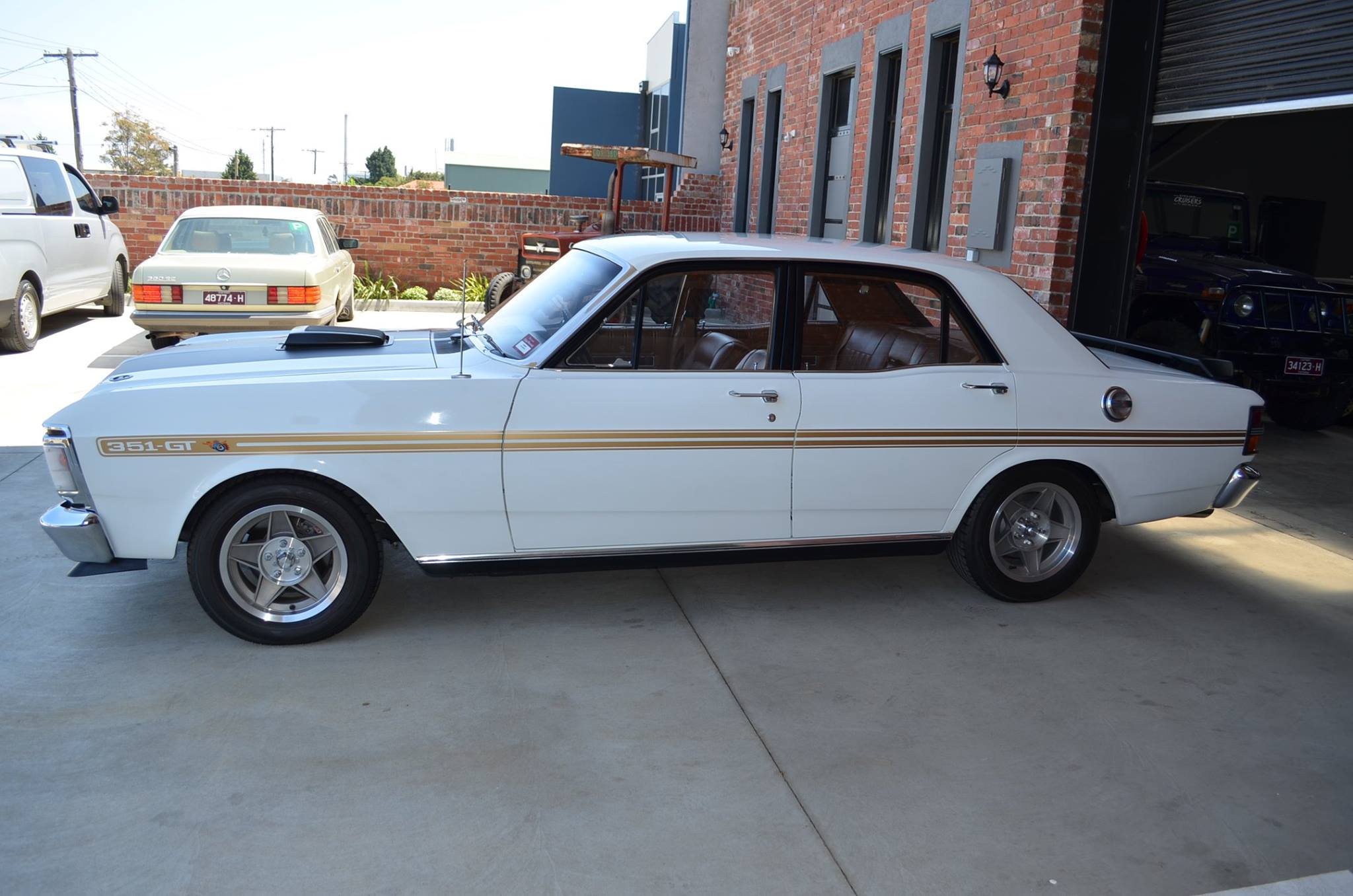 1971 Ford Falcon Xy Gtho Ph3 Muscle Car Sales