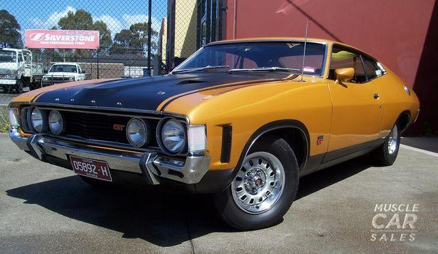 1973 Ford Falcon Xa Gt Coupe Muscle Car Salesmuscle Car