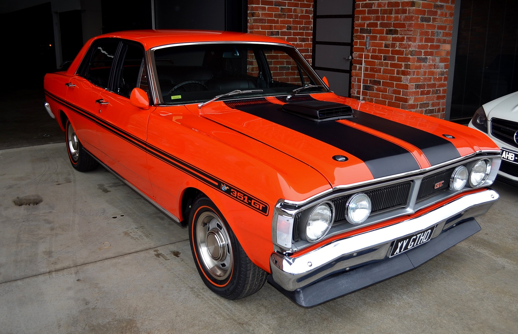 Ford Falcon Xy Gtho Replica