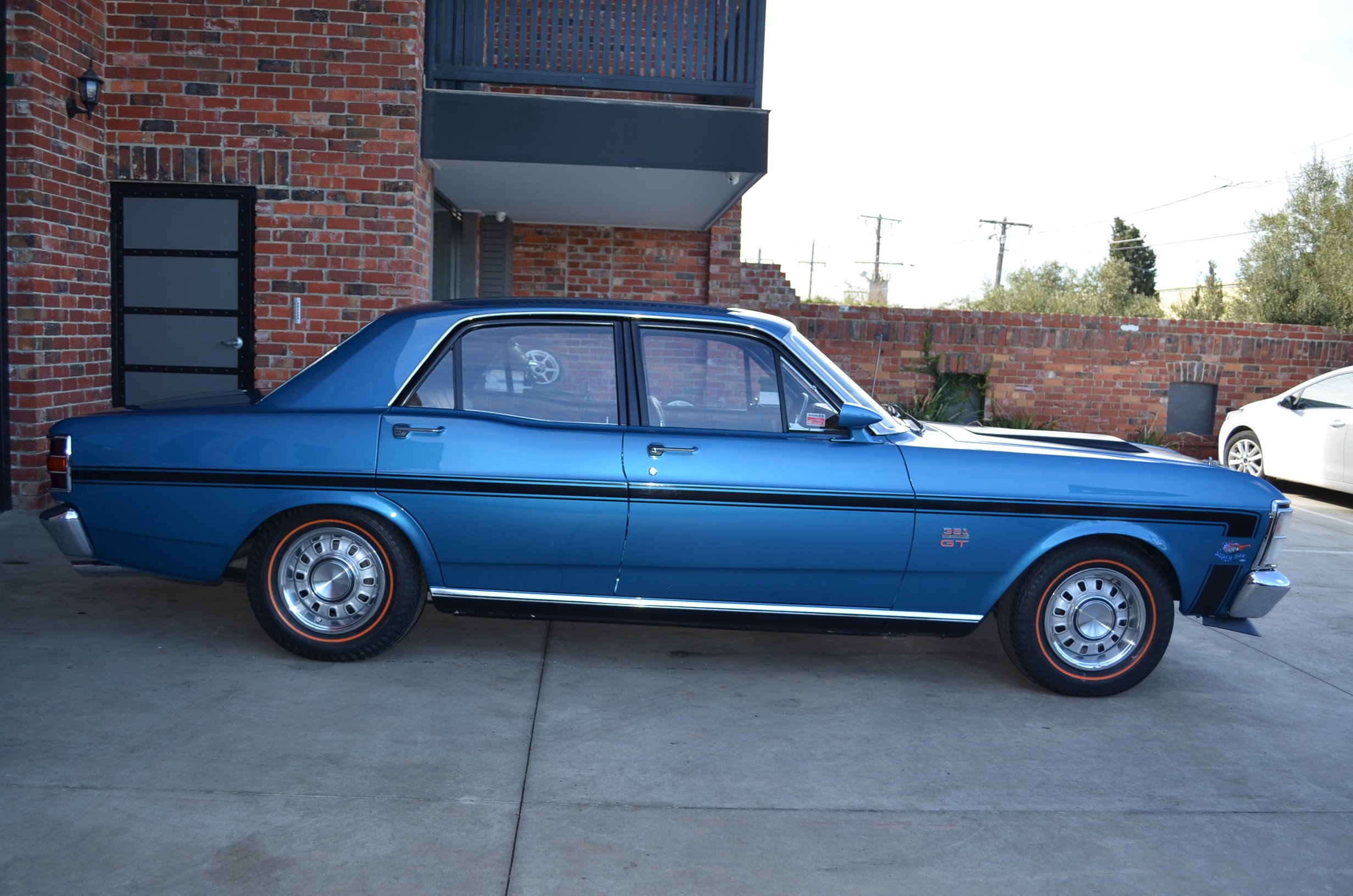 Magnificent  Ford Xw Gtho Phase