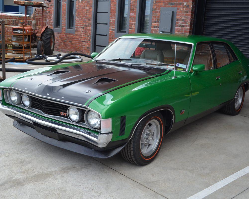 Aussie Muscle Car Sales >> Unique 1972 Ford XA GT Falcon   Muscle Car Sales