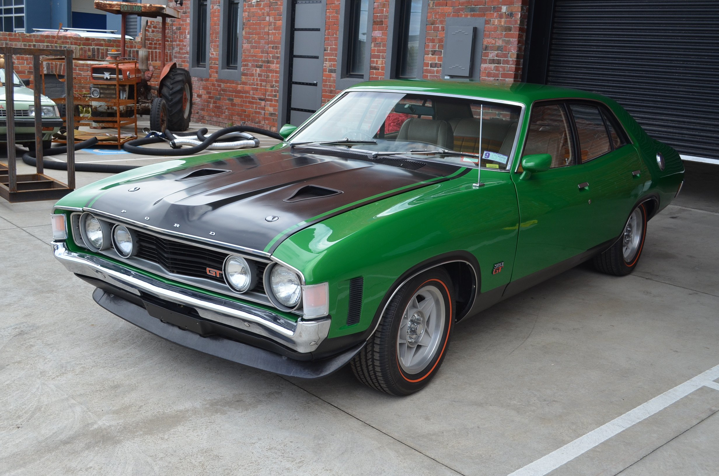Unique 1972 Ford XA GT Falcon | Muscle Car Sales