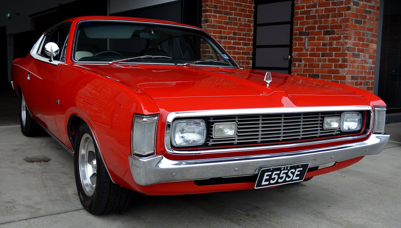 1972 VH SE E55 Valiant Charger - Muscle Car SalesMuscle Car Sales