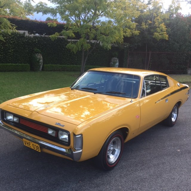 E38 VH Valiant Charger R/T Restored To Perfection! 1971