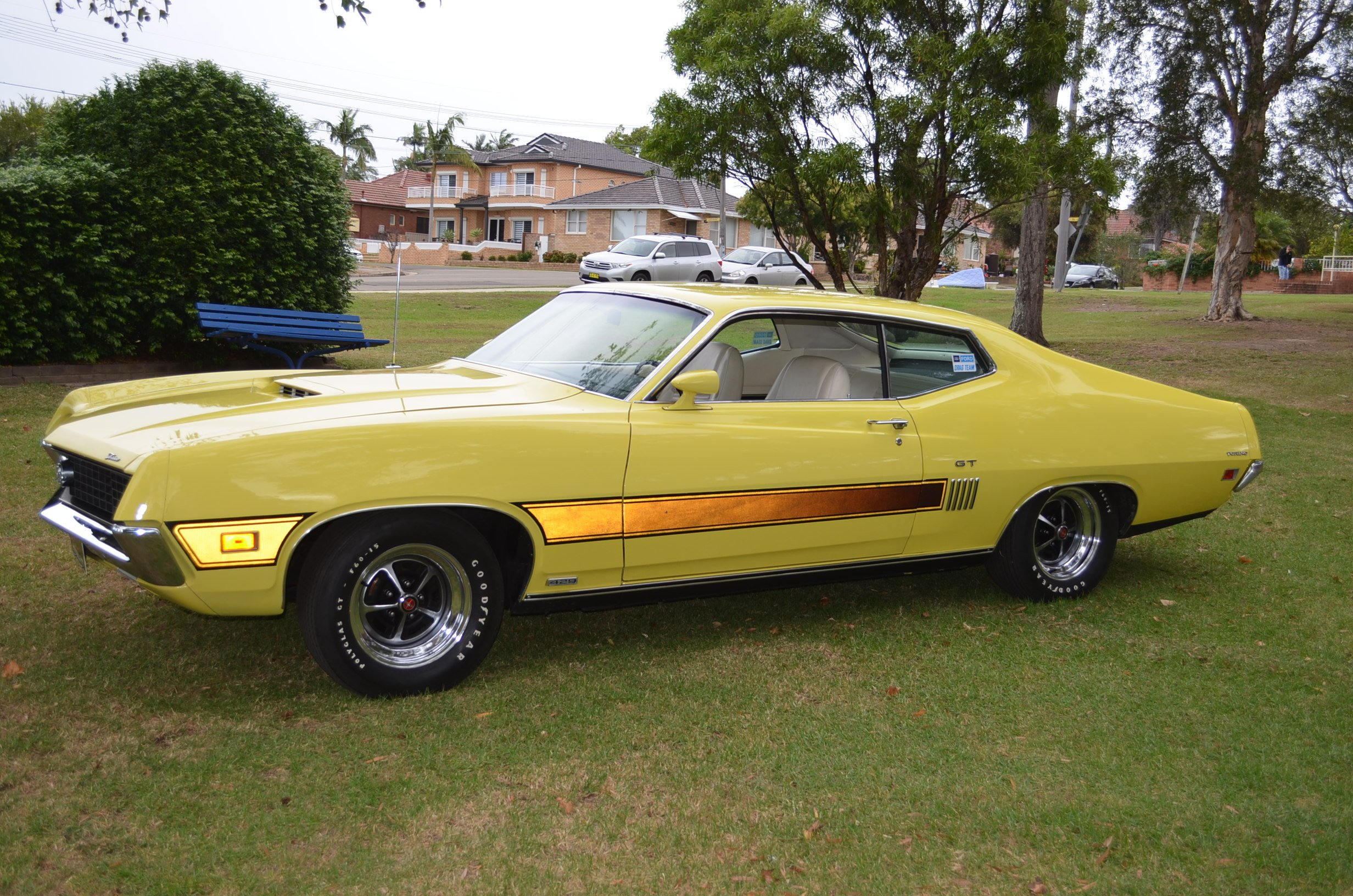 1 Of 1970 Ford Torino Gt Super Cobra Jet 429 Drag Pack 1969 Convertible