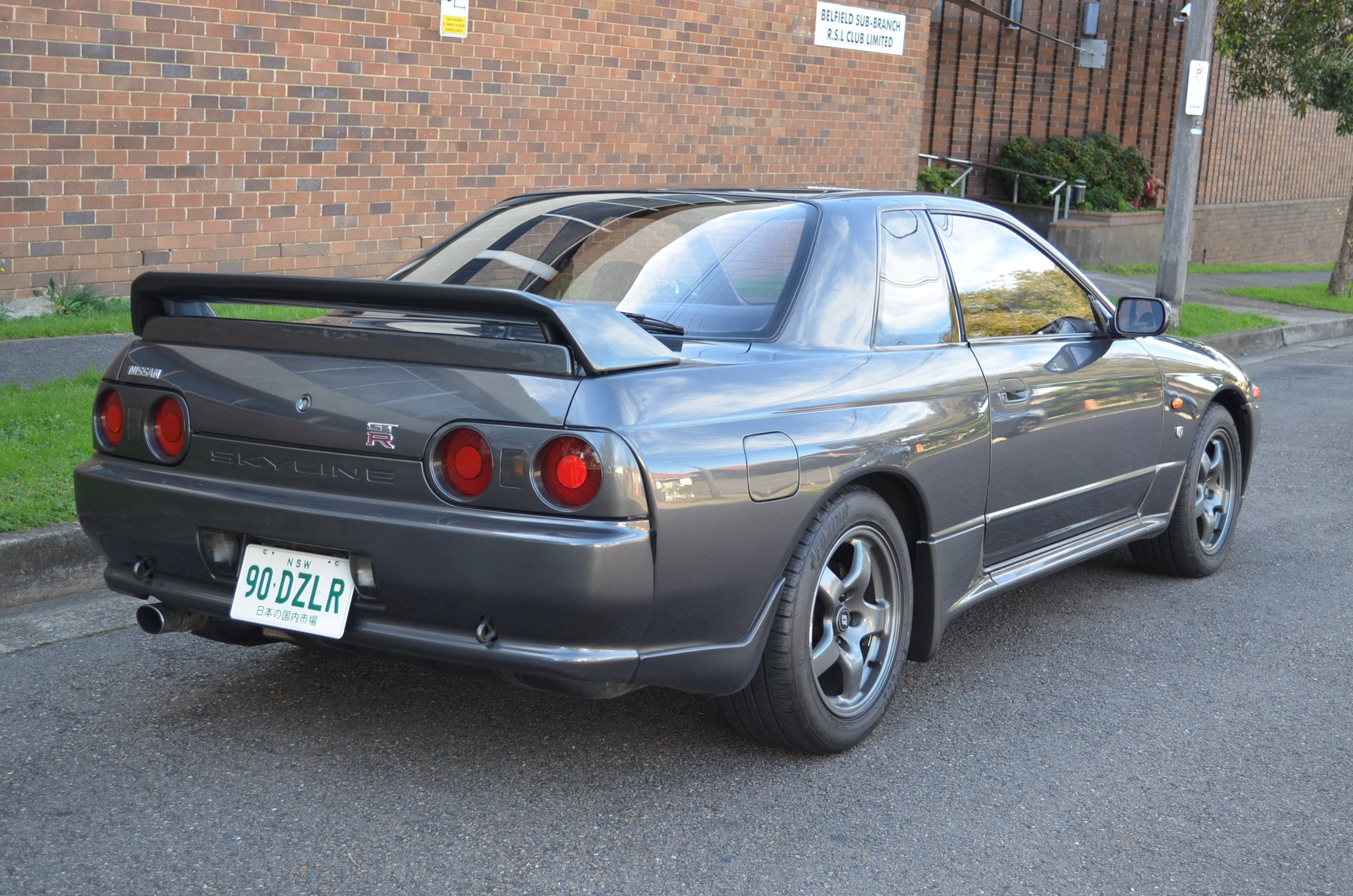 godzilla nissan skyline gtr r32 muscle car sales. Black Bedroom Furniture Sets. Home Design Ideas