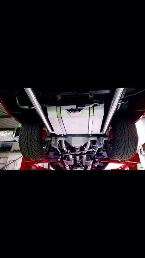 BLOWN 57 Chevy Belair Custom - Muscle Car SalesMuscle Car Sales