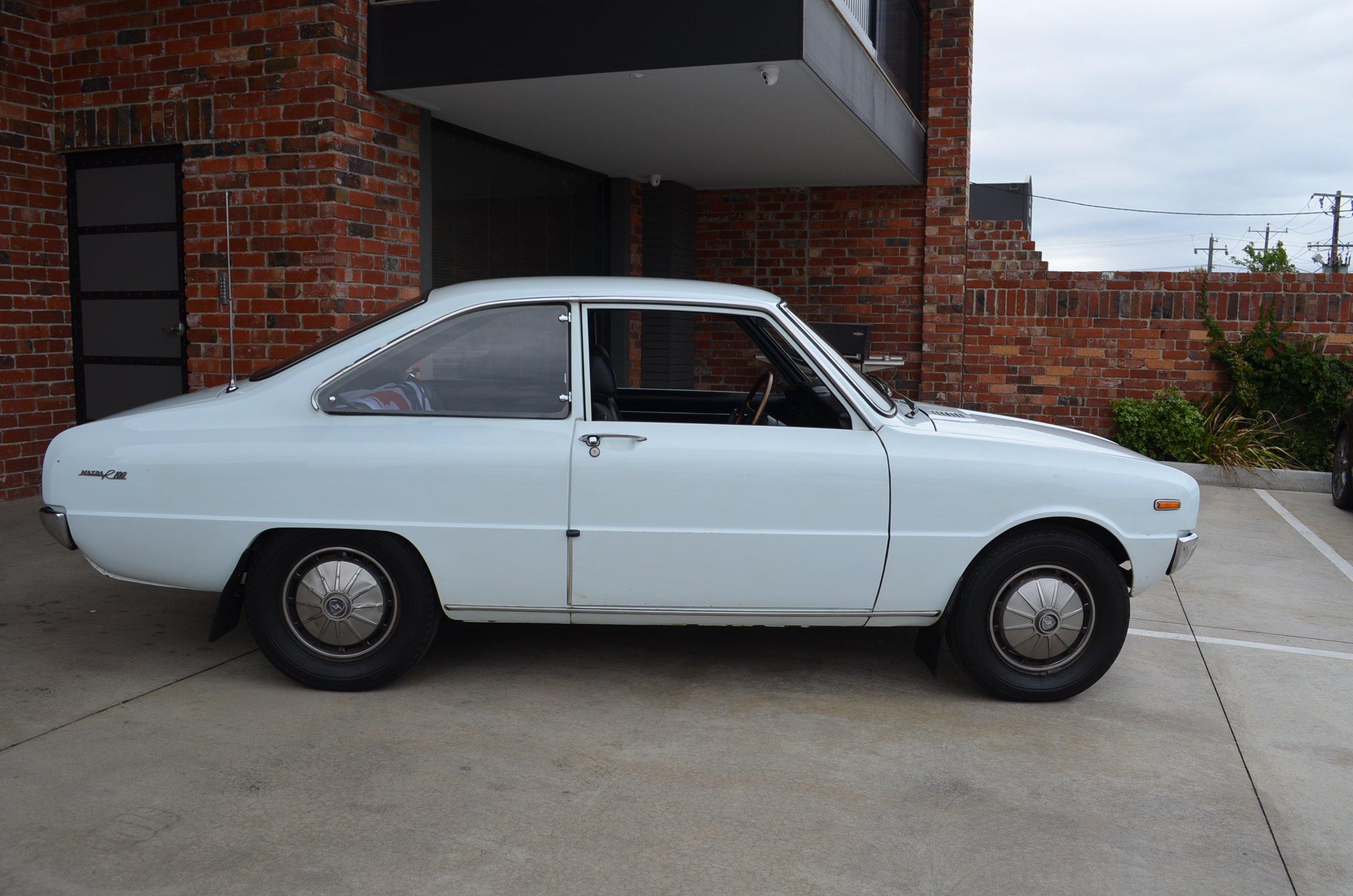 Unrestored 1971 Mazda R100 | Muscle Car Sales