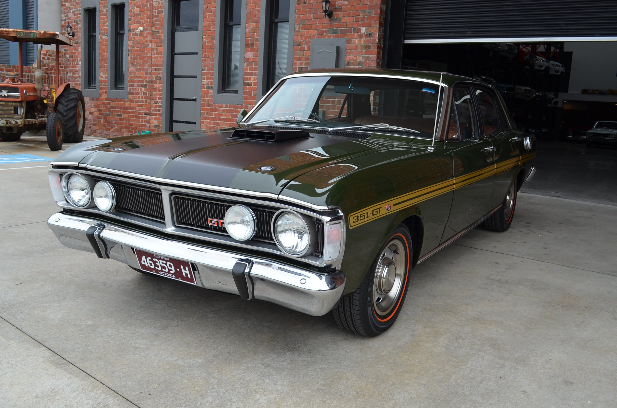 Ford Falcon XY GT SOLD
