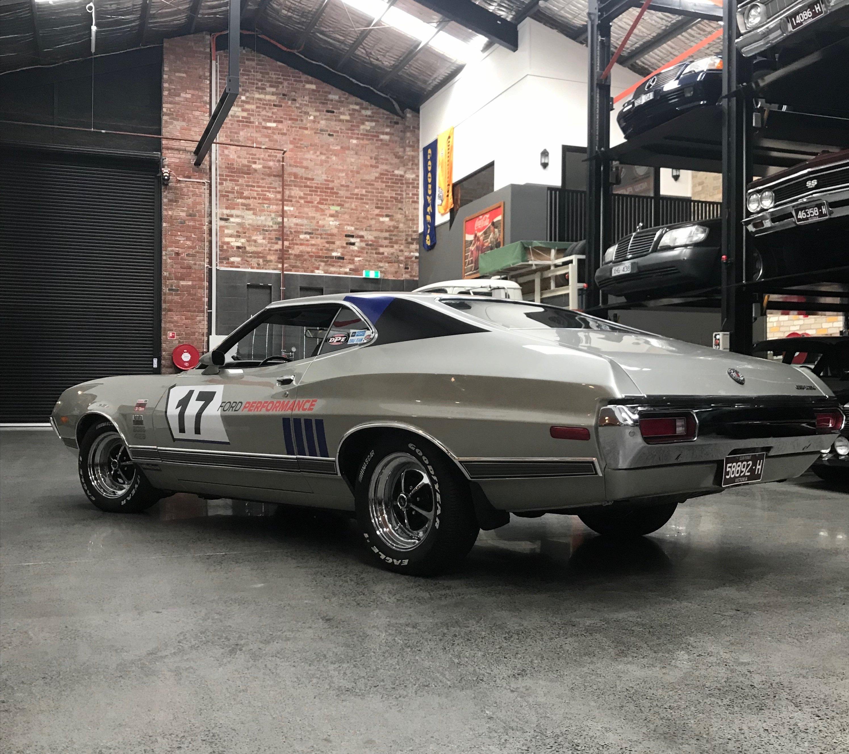 1972 Gran Torino BOSS 429 Tribute